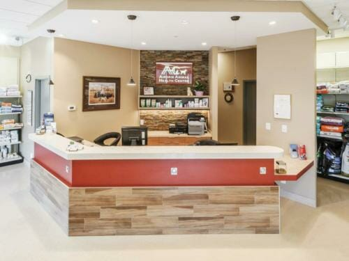 Airdrie - Reception
